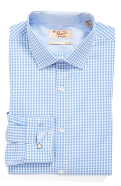 Original Penguin - Slim Fit Check Dress Shirt