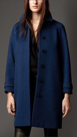 Burberry - Wool Cashmere Oversize Coat