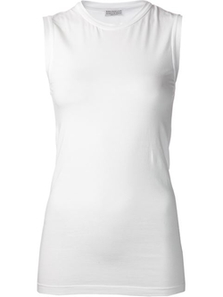 Brunello Cucinelli - Basic Tank Top