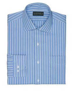 Lauren Ralph Lauren - Slim-Fit Striped Warren Dress Shirt