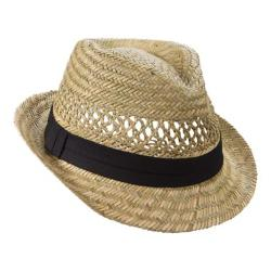 Island Shores - Straw Fedora Hat
