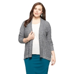 Pure Energy - Open Front Cardigan Sweater