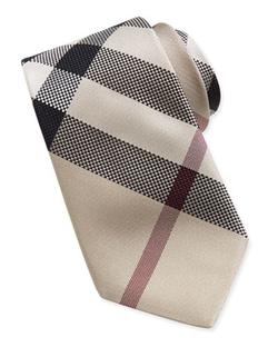 Burberry  - New Classic Check Tie