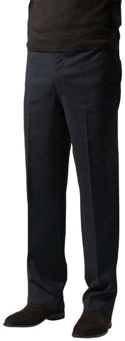 Knightsbridge of Canada - Comfort Wool Mens Dress Pants