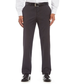 Cremieux - Travel Smart Modern-Fit Flat-Front Dress Pants