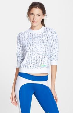 Adidas by Stella McCartney  - Adidas Stellasport Print Sweatshirt