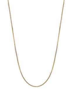 Lord & Taylor - Goldtone Sterling Silver Necklace