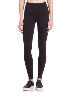 Alo Yoga  - High-Waist Airbrush Leggings