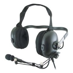 Otto - Dual Muff HD Noise Attenuating Headset