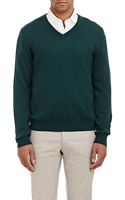 Piattelli - Cashmere V-Neck Sweater