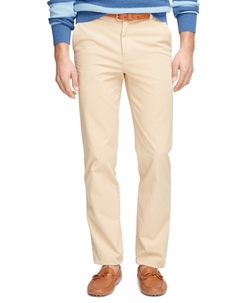 Brooks Brothers - Clark Fit Garment-Dyed Chino Trouser