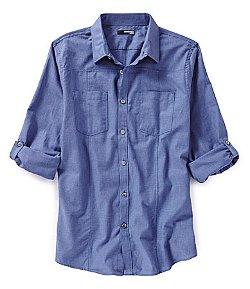 Murano  - Slim Flannel Sportshirt