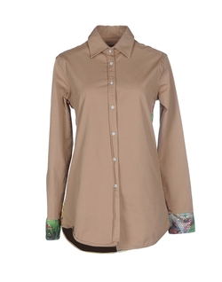 Macchia J  - Button Down Long Sleeve Shirt