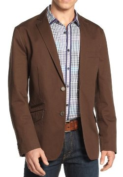 Inc - Medium Two Button Blazer