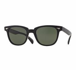 Oliver Peoples - Masek Semi-Matte Acetate Sunglasses
