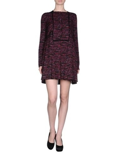 Proenza Schouler - Patterned Shirt Dress