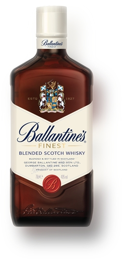 Ballantine's - Finest Blended Scotch Whisky