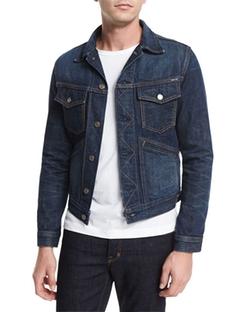 Tom Ford - Western Denim Jacket