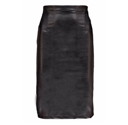 Boohoo - Marisa Faux Leather Pencil Skirt