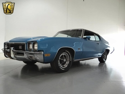 Buick - 1972 Gran Sport Coupe