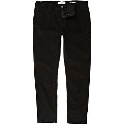 River Island - Black Corduroy Stretch Skinny Pants