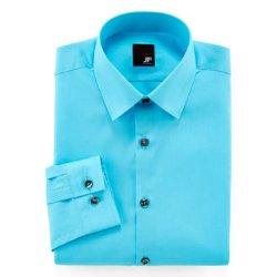 J. Ferrar - Slim-Fit Solid Dress Shirt
