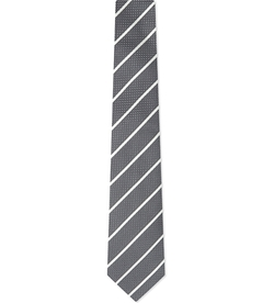 Hugo Boss - Stripe-Print Tie
