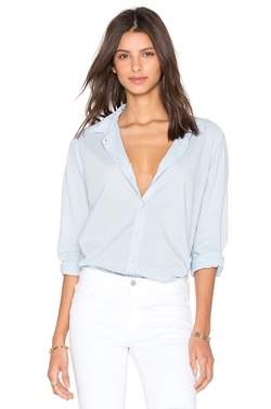 Velvet By Graham & Spencer - Minnie Button Down Top