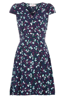 Louche - Cathleen Floral Dress