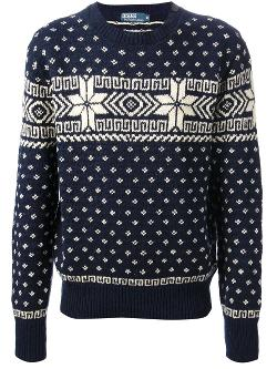 Ralph Lauren  - Blue Crew Neck Sweater