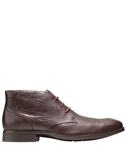 Cole Haan - Copley Leather Chukka Boots