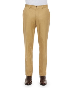 Maison Margiela  - Twill Straight-Leg Chino Pants