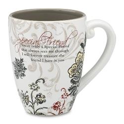 Mark My Words - Special Friend Mug