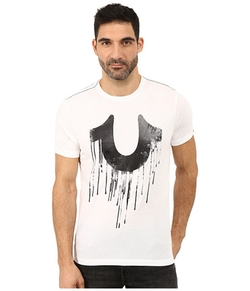 True Religion - Drippy Graphic Tee
