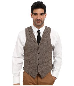 U.S. POLO ASSN.  - Donegal Tweed Vest