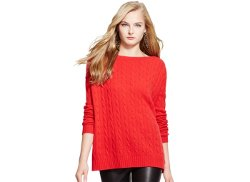 Polo Ralph Lauren - Oversized Cable-Knit Sweater