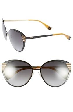 Fendi - Oversized Sunglasses