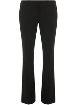 Dorothy Perkins - Black Slim Bootleg Pants