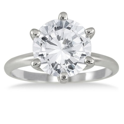 Szul - Diamond Solitaire Ring