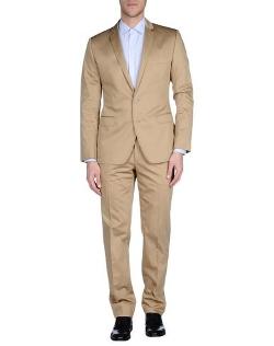 Dolce & Gabbana - Plain Weave Suits