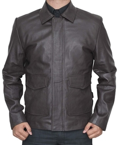 Decrum - Louis Marco Leather Jacket