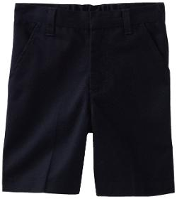 Classroom Uniforms  - Classroom Boys Uniform 8-20 Husky Flat Front Short