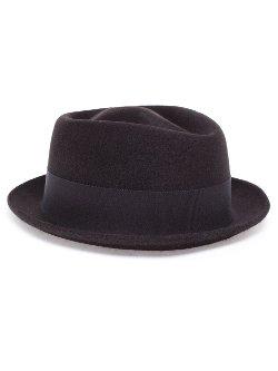 Maison Michel  - Small Brimmed Felt Hat