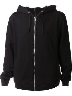 BLK DNM  - zip sweatshirt