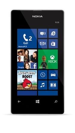 Nokia - Lumia 521 Smartphone