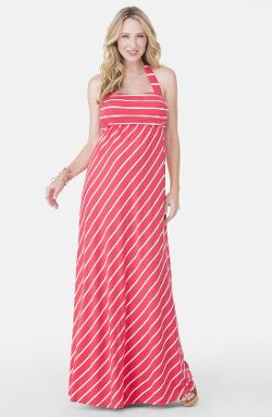 Ingrid & Isabel - Convertible Maternity Maxi Dress