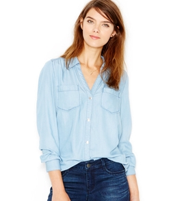 Maison Jules - Chambray Shirt