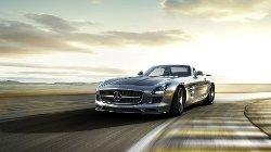 Mercedes-Benz - SLS GT Roadster