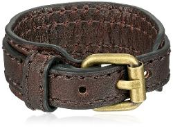 Frye  - Unisex Michelle Antique Soft Vintage Leather Cuff Bracelet