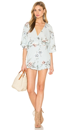 Rise Of Dawn - Cloudy Summer Romper
